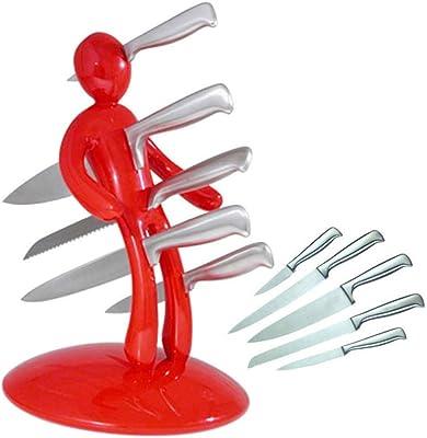 Kitchen knife set, LAEKER 5