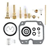 OuyFilters(TM)Replacement Carburetor Carb Rebuild Kit Repair for 1986 1987 1988 1989 Yamaha YFM200 Moto 4