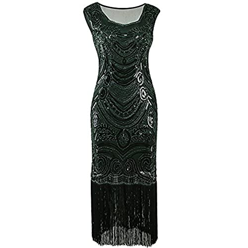 1920s Great Gatsby Prom Dress: Amazon.com