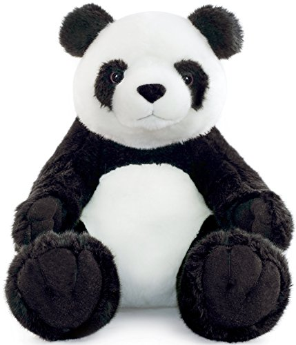 VIAHART Prudence The Panda | 13 Inch Stuffed