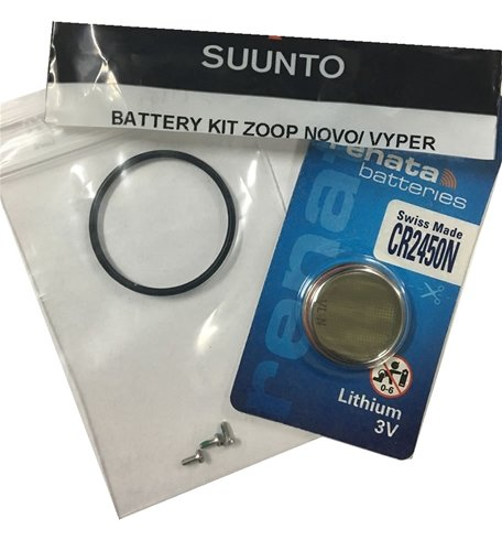 Suunto Zoop Novo / Vyper Novo Battery Replacement Kit (Battery Suunto)