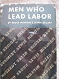 img - for Men Who Lead Labor book / textbook / text book