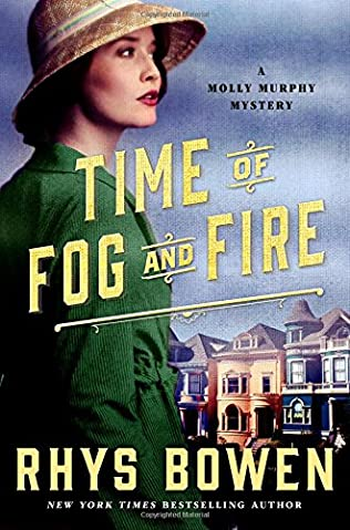 book cover of Time of Fog and Fire