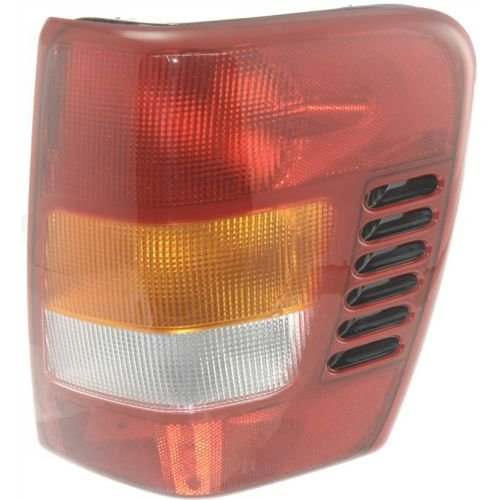 Perfect Fit Group 11-5275-01 - Grand Cherokee Tail Lamp RH, Lens And Housing, To