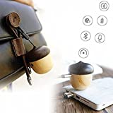 Speaker Bluetooth Portable Mini Wireless Nuts Bass Smartphone Tablet Pc Subwoofer Mobile Phone Audio Outdoor Indoor