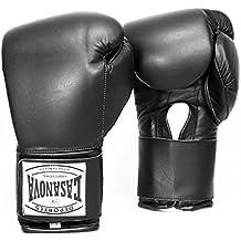 Original Deportes Casanova Sparring/Training Boxing Gloves Hook & Loop Wrist