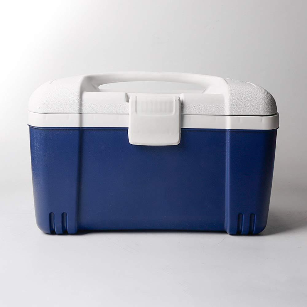 Ambiguity Kühlboxen,12L Portable Kühlung Isolierbox PU-Schaum Isolierung Eiskübel