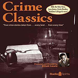 Crime Classics Radio/TV Program