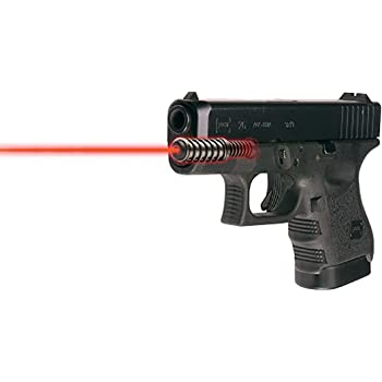 Amazon.com : Guide Rod Laser (Red) For use on Glock 19/23/32/38 (Gen ...