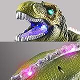 JOYIN LED Light Up Remote Control Dinosaur