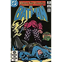 Detective Comics #524 VF/NM ; DC comic book