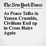 As Peace Talks in Yemen Crumble, Civilians End up in Cross Hairs Again | Shuaib Almosawa,Rod Nordland