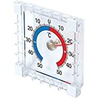 Silverline 985719 Stick On Window Thermometer by Silverline
