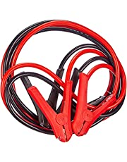 Einhell 2030365 Kabel Rozruchowy Do Silników Benzynowych i Diesla, Czerwono/Czarny, 3,5 m
