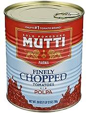 Mutti Finely Chopped Tomatoes, Polpa, 796 ml.