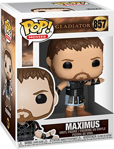 Funko- Pop Movies Gladiator-Maximus Collectible Toy, Multicolor (40815)