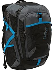 Samsonite Outlab Impact Backpack, Black/Grey