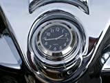 Riders Passion Fork Lock Clock, Harley Road King
