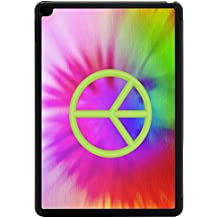Rikki Knight Green Peace Logo on Color Design iPad Air 2 Smart Case for Apple iPad Air 2 Full Coverage Ultra-thin smart cover (iPad Air ONLY - not for NEW iPad)