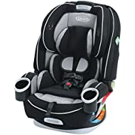 Graco 4Ever 4-in-1 Convertible Car Seat, Matrix, One...