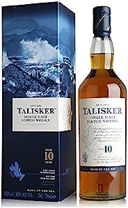 Whisky Talisker 10 Anos, 750ml
