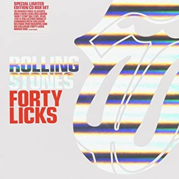 Forty lick rolling stone