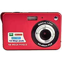 Webat 2.7 inch TFT LCD HD Mini Digital Camera-Red