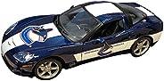 Top Dog TDH07CVVC NHL Vancouver Canucks 1:18 Scale Chevrolet Corvette Coupe