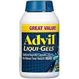 Advil Liqui-Gels (200 Count (Pack of 1)) Pain