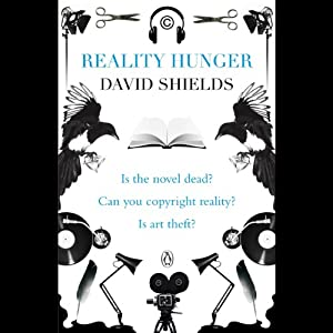 Reality Hunger Audiobook