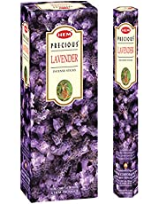 Hem Lavender Incense Sticks, 120 Count