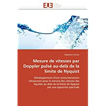 MESURE DE VITESSES PAR DOPPLER PULSE AU-DELA