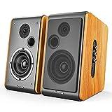 Wohome Bookshelf Speakers 60W Powered Bluetooth