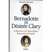 Bernadotte et desiree clary