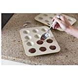 Nordic Ware Cake Pops Baking Pan, Assorted Colors