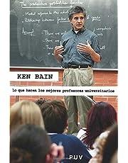Lo Que Hacen Los Mejores Profesores Universitarios