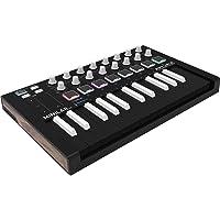 Arturia MiniLab MKII - driver MIDI invertido, color negro