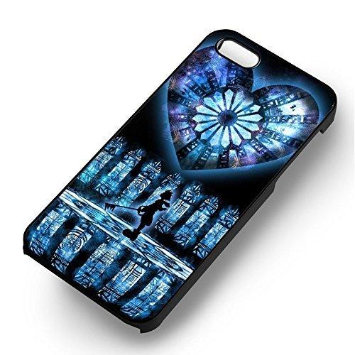 Stained Glass Kingdom pour Coque Iphone 6 et Coque Iphone 6s Case (Noir Boîtier en plastique dur) C3C1VR