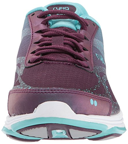 Plum Shoe 2 Walking Devo Women's Plus Turquoise Ryka ZanWPYx6