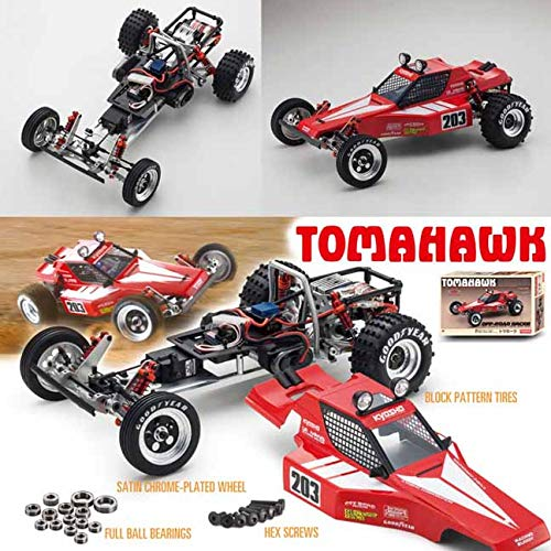 Kyosho Tomahawk 1:10 Vintage Off-Road Racer Reproduction Vehicle from Kyosho