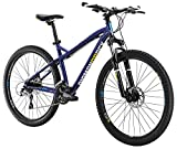 Diamondback Bicycles Lux ST Women's Hardtail Mountain Bike, Blue, 17″/Medium For Sale