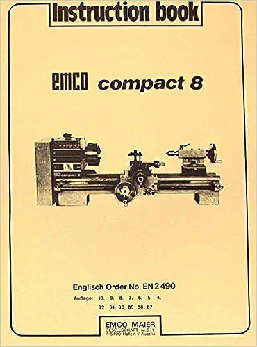 emco enterprises user manual