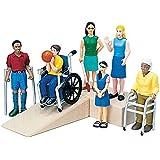 Friends with Diverse Abilities Figure Set
