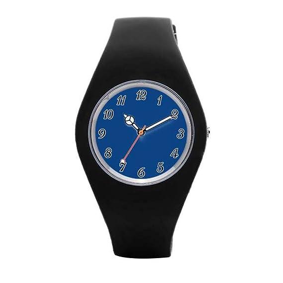 blue-skys Gloria de la mañana en un país inglés jardín reloj de pulsera: Amazon.es: Relojes