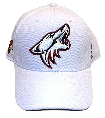 NHL Reebok Arizona Coyotes Structured Flex Hat - L/XL - - Arizona Collection