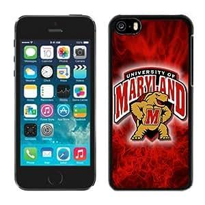 NCAA ACC Atlantic Coast Conference Maryland Terrapins 7_iPhone 5C Case Cover wangjiang maoyi