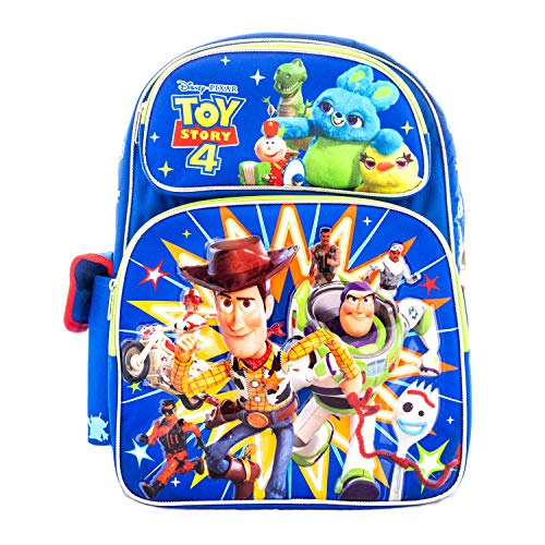 Disney Toy Story 4 Kids Backpack Toddler Bag 16