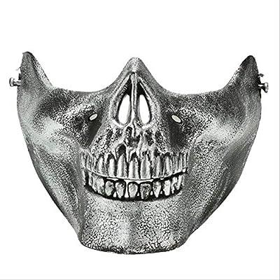 Máscara FSJF Halloween Cospaly Party Plastics Alien Vs Predator ...