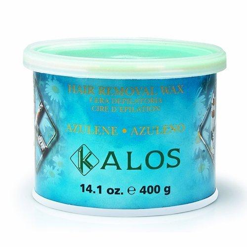 Kalos Azulene Wax for Sensitive Areas, 14.1 Ounce by Kalos by Kalos