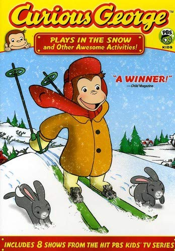 Curious George: Plays in the Snow and Other Awesome Activities!]()